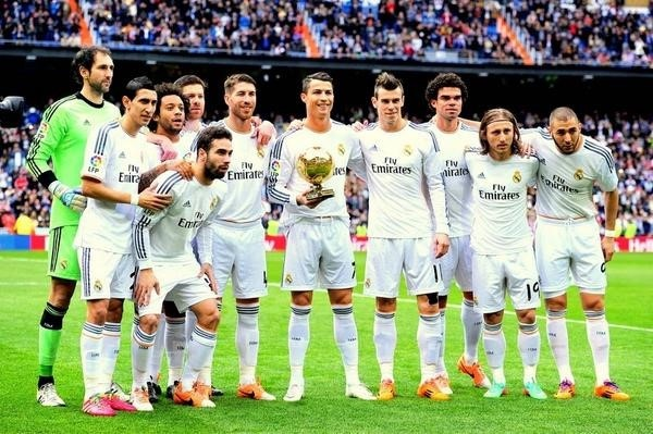 CLB Real Madrid