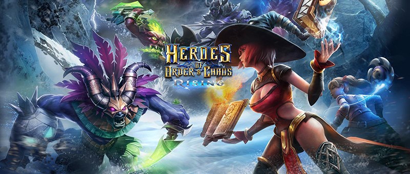 Heroes of Order and Chaos