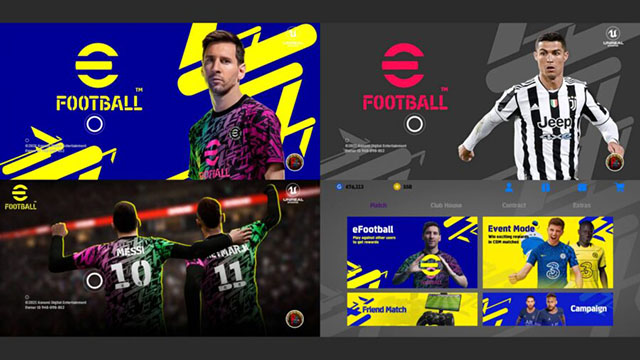 Efootball PES 2022 mobile