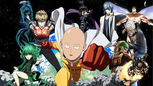 Game One punch man